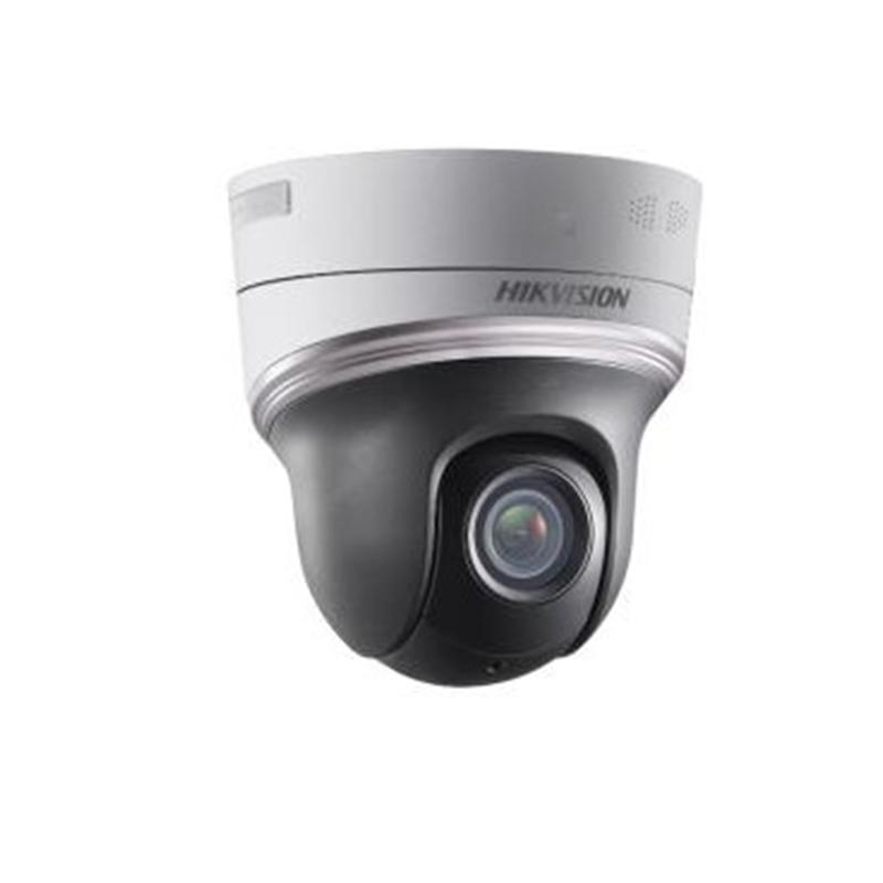 DS-2DC2402IW-D3/W E 系列 400 万像素 2.5 寸红外网络高清 mini PTZ 摄像机