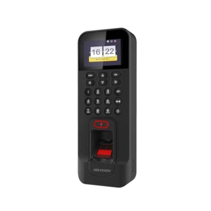 DS-K1T804 指纹门禁一体机