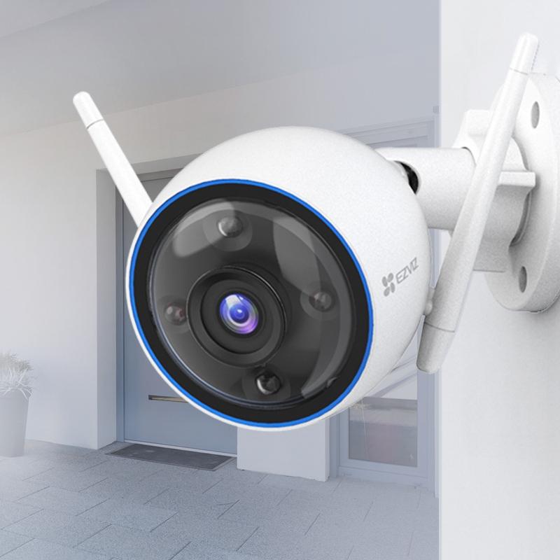 C3HC高清互联网摄像机-全彩wifi标准版