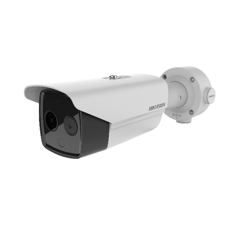 DS-2TD2617B-3/6/10/PA(B) 智能人体测温双光筒机