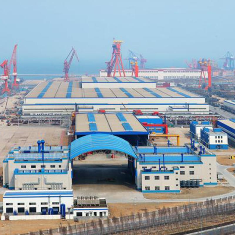 青岛武船麦克德莫特海洋工程有限公司